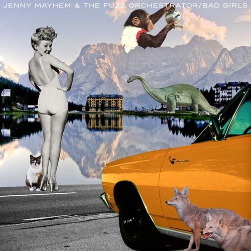 Jenny Mayhem
